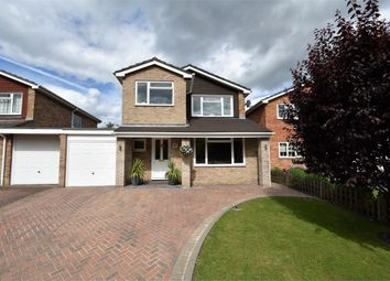Thumbnail 4 bed detached house for sale in High Beeches, Frimley, Camberley, Surrey