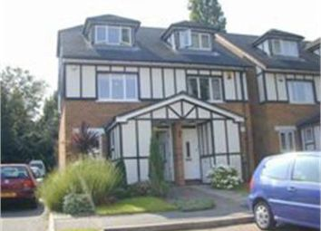 Thumbnail 3 bed town house to rent in Rickard Close, Hendon
