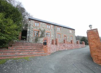 Thumbnail 4 bed detached house to rent in Middletown, Welshpool
