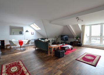 Thumbnail 2 bed flat to rent in Park Lodge Avenue, West Drayton, Middlesex
