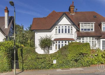 Thumbnail 5 bedroom semi-detached house to rent in Hodford Road, Golders Green