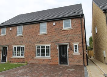 Thumbnail 3 bed semi-detached house for sale in 'the Frederick', Plot 11, Park View, Brierley, Barnsley