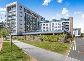 Thumbnail 1 bed flat for sale in Caldey Island House, Ferry Court, Cardiff, Caerdydd
