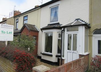 Thumbnail 2 bed terraced house to rent in Elizabeth Terrace, Pakefield