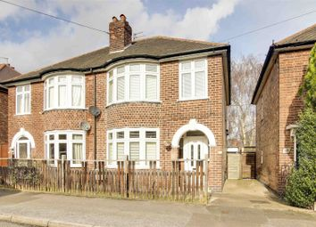 3 bed semi-detached house for sale in Edwin Street, Daybrook, Nottinghamshire NG5