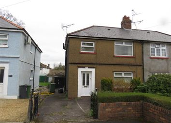 Thumbnail 3 bed semi-detached house for sale in Homelands Road, Heath, Cardiff