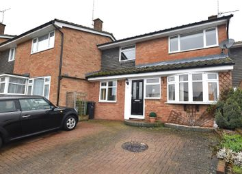 Thumbnail 4 bed terraced house for sale in Rowan Way, Witham