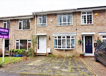 Thumbnail 3 bed terraced house for sale in Kestrel Close, Watford