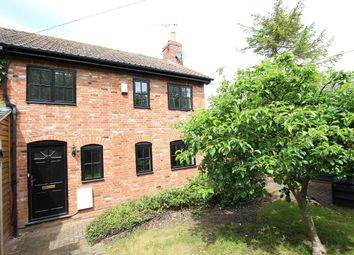 Thumbnail 2 bedroom cottage for sale in Webbs Cottages, School Lane, Coddenham, Ipswich, Suffolk