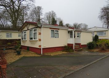 Thumbnail 2 bed mobile/park home for sale in Beech Park, Chesham Road, Wigginton, Tring