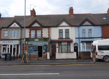 Thumbnail 1 bedroom flat to rent in Haunchwood Road, Nuneaton, Warwickshire