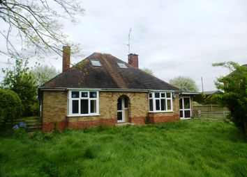 Thumbnail 4 bedroom detached bungalow to rent in Folkingham Road, Billingborough, Sleaford