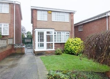 Thumbnail 3 bedroom detached house for sale in Eilam Close, Kimberworth, Rotherham