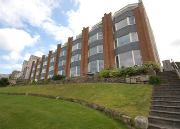 Thumbnail 2 bed flat for sale in Gwel Marten, Headland Road, St. Ives, Cornwall