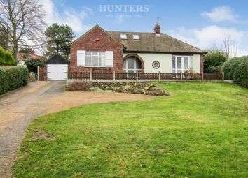 Thumbnail 2 bedroom detached bungalow for sale in Willingham Road, Lea, Gainsborough