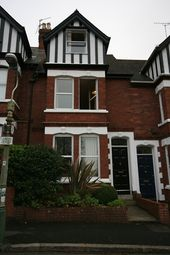 Thumbnail 4 bedroom shared accommodation to rent in Gordon Road, Exeter
