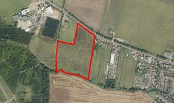 Thumbnail Land for sale in Land At Arlesey Road, Arlesey Road, Stotfold, Bedfordshire