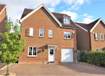 Thumbnail 5 bed detached house to rent in Jersey Drive, Wokingham