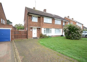 Thumbnail 3 bed semi-detached house for sale in Silverdale Road, Earley, Reading