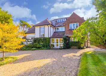 Thumbnail 5 bed detached house for sale in Christchurch Crescent, Radlett