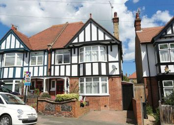 Thumbnail 5 bed semi-detached house for sale in St. Georges Road, Broadstairs