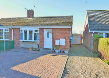 2 bed semi-detached bungalow for sale in Croft Close, Eastrington, Goole DN14