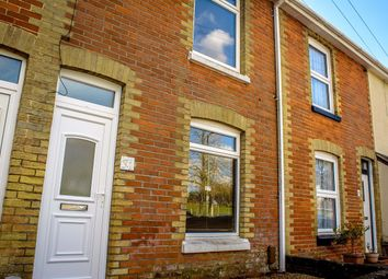 Thumbnail 2 bed terraced house to rent in Colenso Road, Fareham