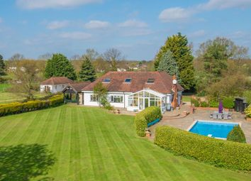Thumbnail 4 bed detached house for sale in Mountnessing Lane, Doddinghurst, Brentwood, Essex