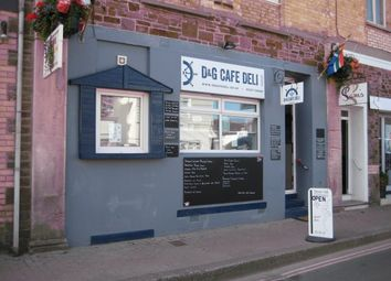 Thumbnail Restaurant/cafe for sale in 32 Nelson Road, Westward Ho, Devon