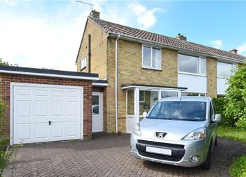 Thumbnail 2 bed semi-detached house for sale in Mistover Close, Dorchester