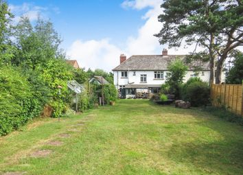 Thumbnail 3 bed semi-detached house for sale in Tower Hill, Williton, Taunton