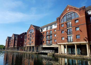 Thumbnail 1 bedroom flat to rent in Beatty Court, Schooner Way, Cardiff