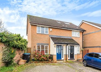 Thumbnail 2 bed semi-detached house for sale in Drake Avenue, Caterham