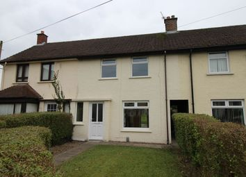 Thumbnail 2 bed terraced house for sale in Dill Avenue, Lisburn