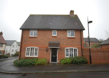Thumbnail 3 bed semi-detached house for sale in Baxendale Way, Uckfield, East Sussex