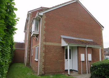 Thumbnail 1 bed end terrace house to rent in Great Meadow Road, Bradley Stoke, Bristol