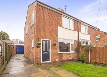 Thumbnail 3 bedroom semi-detached house for sale in Windermere Avenue, Farington, Leyland, .