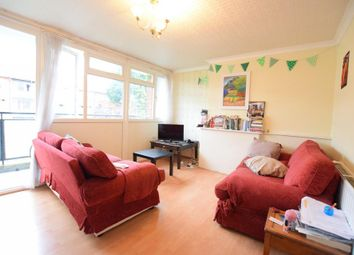 Thumbnail 4 bed flat to rent in Lorrimore Road, London