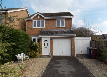 Thumbnail 3 bed detached house to rent in Osprey Close, Bicester