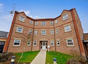 Thumbnail 2 bed flat to rent in Moorland Road, Sherburn In Elmet, Leeds