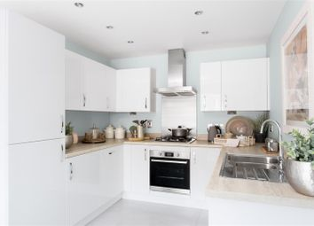Thumbnail 4 bedroom detached house for sale in Derby Road, Wingerworth, Chesterfield