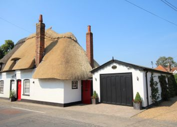 Thumbnail 2 bed semi-detached house for sale in The Street, Canterbury