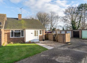 Thumbnail 2 bed semi-detached bungalow for sale in Whyke Close, Chichester