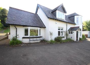 Thumbnail 5 bed detached house for sale in Ardrossan Road, Seamill, West Kilbride, North Ayrshire