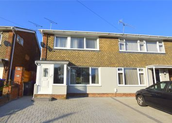Abbotts View, Lancing, West Sussex BN15. 3 bed end terrace house
