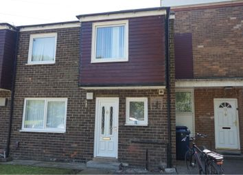 Thumbnail 3 bed terraced house for sale in Chevin Close, Newcastle Upon Tyne