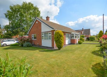 Thumbnail 3 bed detached bungalow for sale in Ashley Road, Keyworth, Nottingham