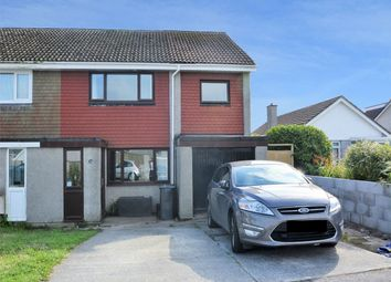 Thumbnail 4 bed semi-detached house for sale in Trefusis Road, Falmouth