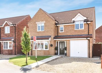 Thumbnail 4 bed detached house for sale in Tansy Way, Spalding