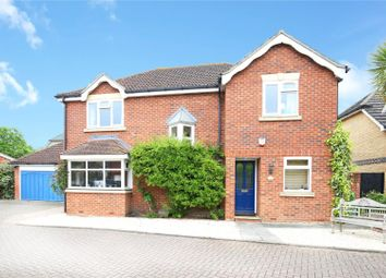 Thumbnail 4 bed detached house for sale in Wessex Close, Thames Ditton, Surrey